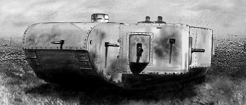 Panzerzug BP 32 en vrai et en scratch. 800px-11