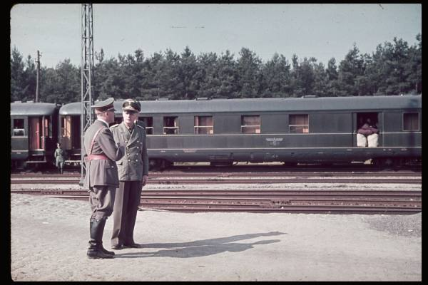 Amerika    Le train de Hitler 9a5d2510