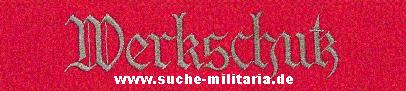 Werkschutz Armbin10