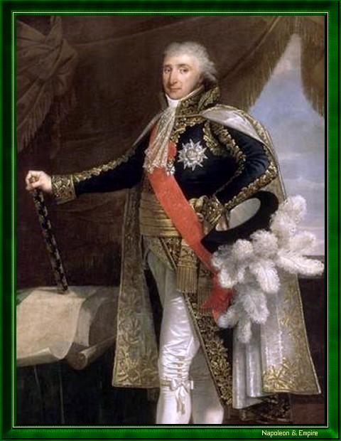 Que sont devenus les maréchaux de l'Empire en 1821? Augere10