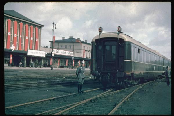 Amerika    Le train de Hitler Autric10