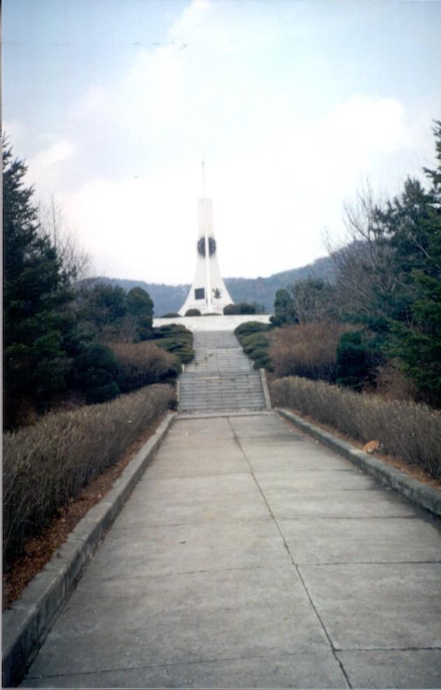 La battaillon Belgo-Luxembourgeoise en Corée Belmon12