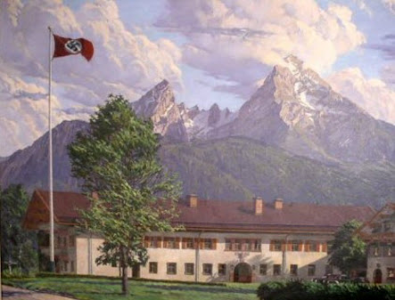 Le Berghof   Residence du Fuehrer Bercht10