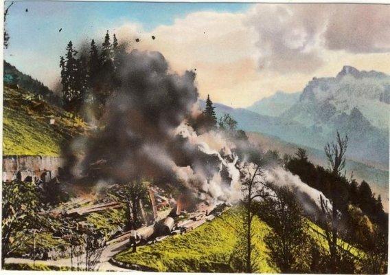 Le Berghof   Residence du Fuehrer Berg_110