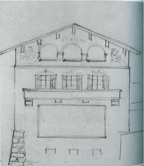 Le Berghof   Residence du Fuehrer Bergho11