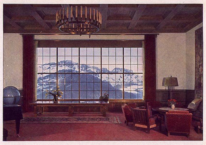Le Berghof   Residence du Fuehrer Bergho13