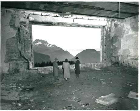 Le Berghof   Residence du Fuehrer Bergho14