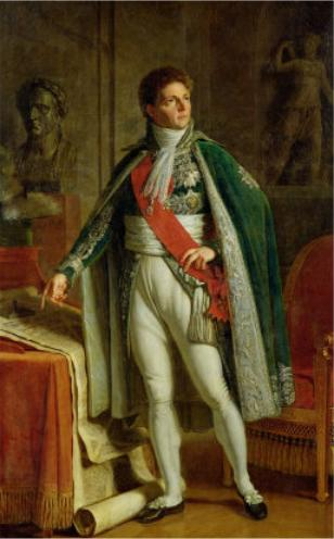 Que sont devenus les maréchaux de l'Empire en 1821? Blog-p11