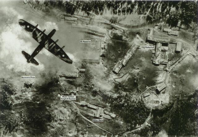 Le Berghof   Residence du Fuehrer Bombin10