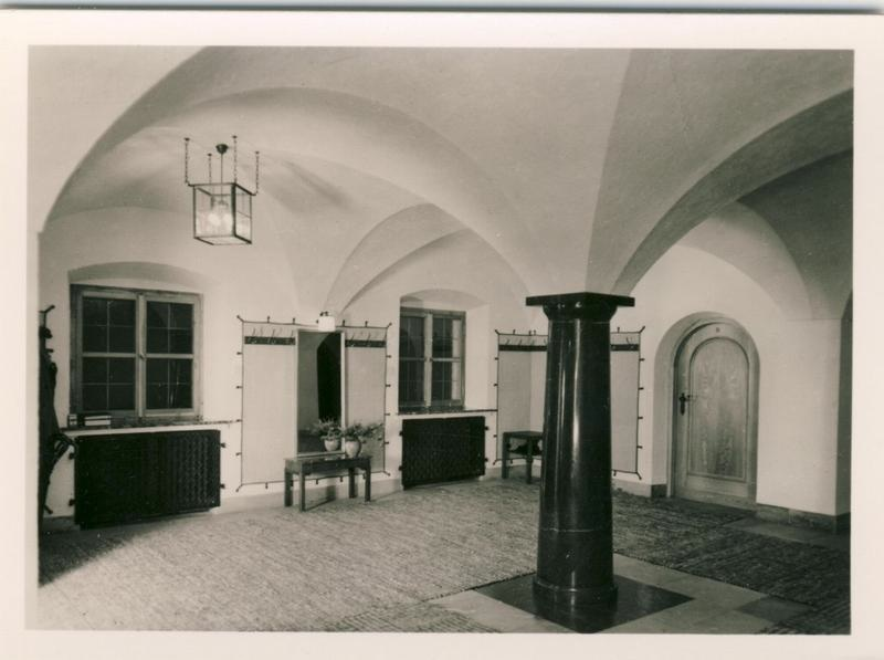 Le Berghof   Residence du Fuehrer Eingan10