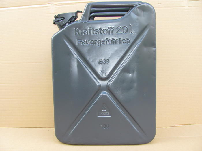 Le Jerrycan 20 litres (Kraftstoffkanister) Eins10