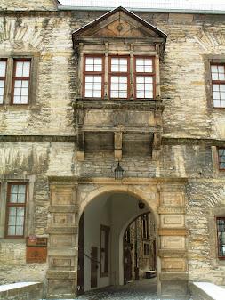La Wewelsburg  Centre Spirituelle de la SS Entree10