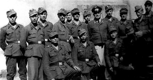 "Commando de protection du foret,""Forstschutzkommando"" Ff36d911"