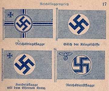 La croix gammée Flagge10