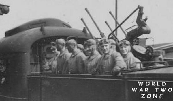Amerika    Le train de Hitler Flak-r10