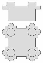 Les Flakturm (tour de la DCA),Les bunkers unique au monde Flak110