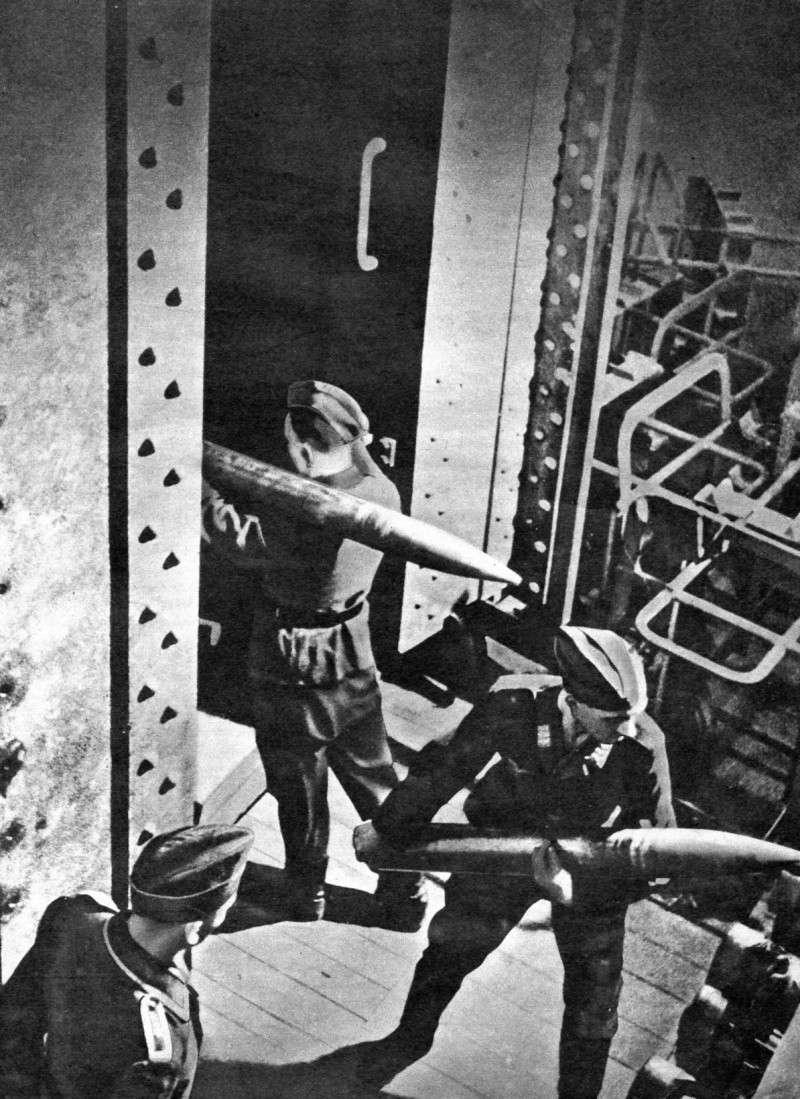 Les Flakturm (tour de la DCA),Les bunkers unique au monde Flaktu13