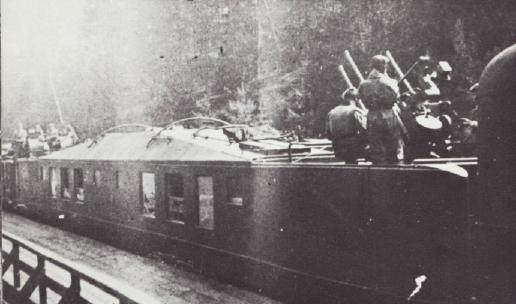 Amerika    Le train de Hitler Flakwa10