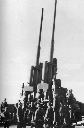 Les Flakturm (tour de la DCA),Les bunkers unique au monde Flakzw10