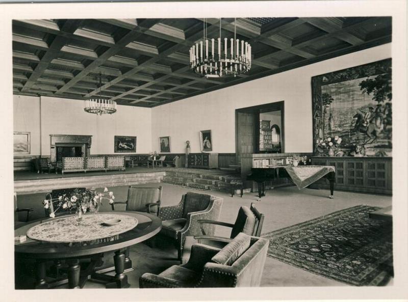 Le Berghof   Residence du Fuehrer Grosse10