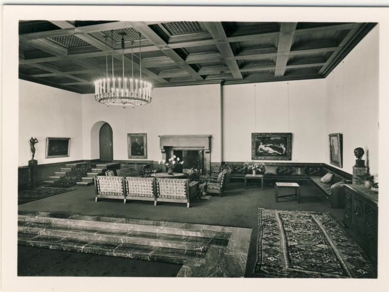 Le Berghof   Residence du Fuehrer Grosse11