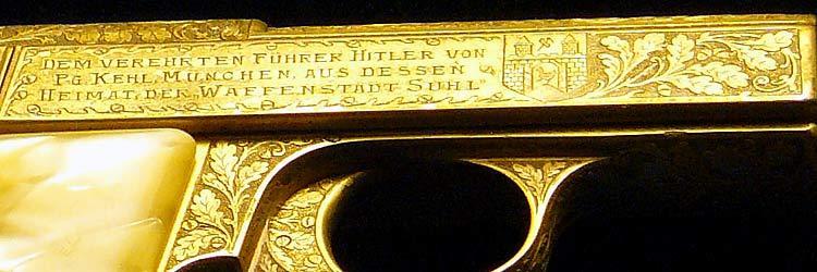Les armes de Adolf Hitler Gun110
