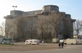 Les Flakturm (tour de la DCA),Les bunkers unique au monde Heilig10