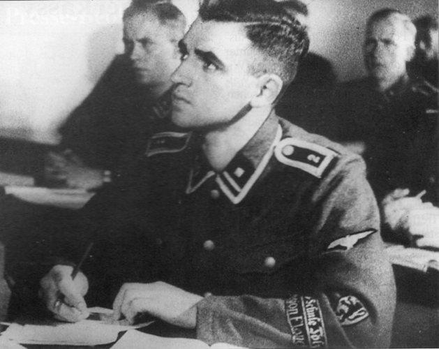 SS Junkerschule Les ecoles des officiers de la SS Henrik11