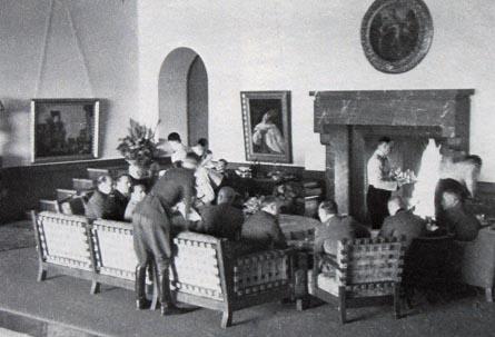 Le Berghof   Residence du Fuehrer Hitler10