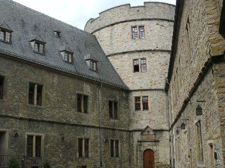 La Wewelsburg  Centre Spirituelle de la SS Interi10