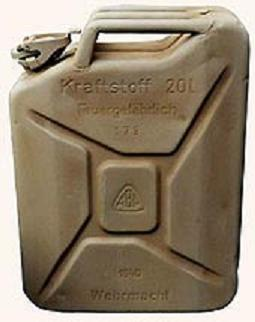 Le Jerrycan 20 litres (Kraftstoffkanister) Jerry110