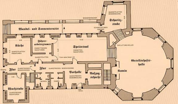 Le Berghof   Residence du Fuehrer Kehlst11