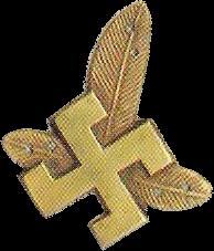 La croix gammée Korpus10