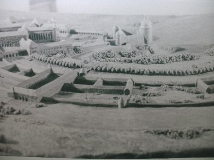 La Wewelsburg  Centre Spirituelle de la SS Modell10