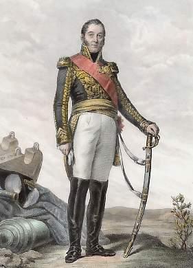 Que sont devenus les maréchaux de l'Empire en 1821? Mortie10