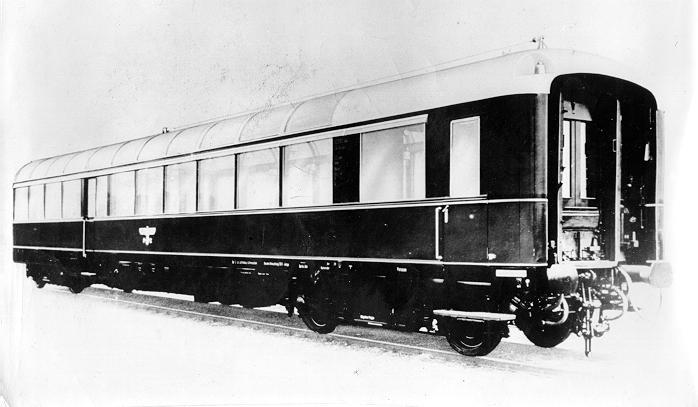 Amerika    Le train de Hitler Salona10