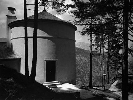 Le Berghof   Residence du Fuehrer Teehau10