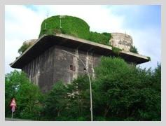Les Flakturm (tour de la DCA),Les bunkers unique au monde Wilhel10