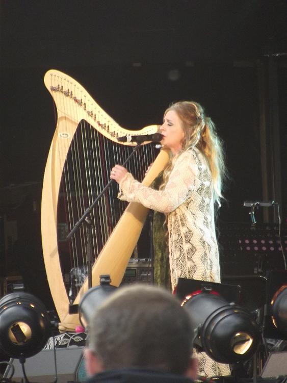 Concert Excalibur, le 14/07/2012 à Paimpont Dscf6011