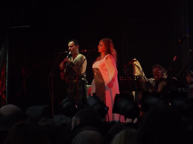 Concert Excalibur, le 14/07/2012 à Paimpont Dscf6111