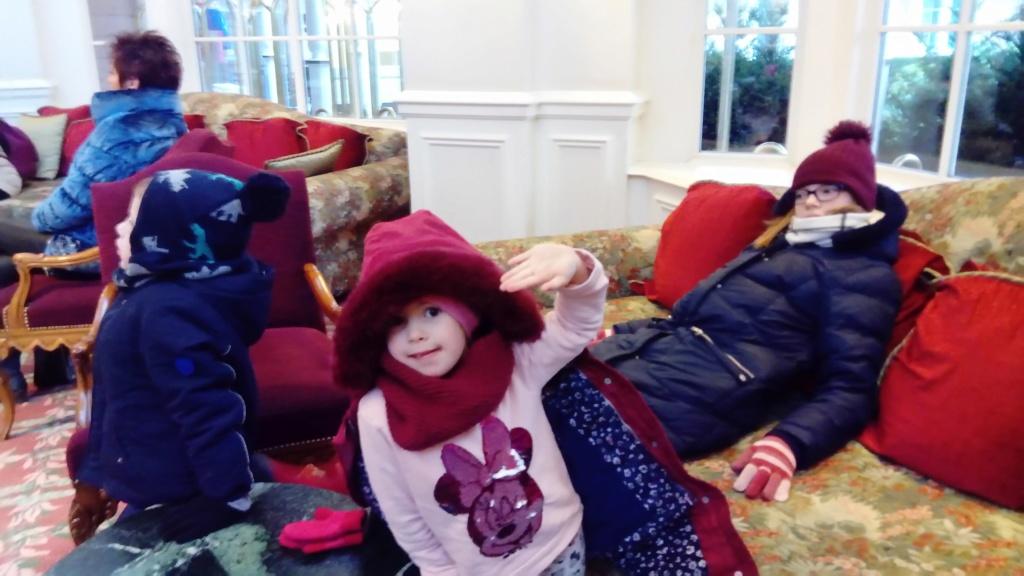 Deux saisons pour le prix d'une !!! Disneyland Hôtel janvier 2019 - Page 3 Dsc_6110