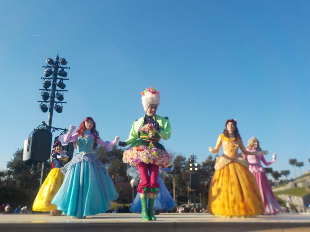 Deux saisons pour le prix d'une !!! Disneyland Hôtel janvier 2019 - Page 4 Dscn3376