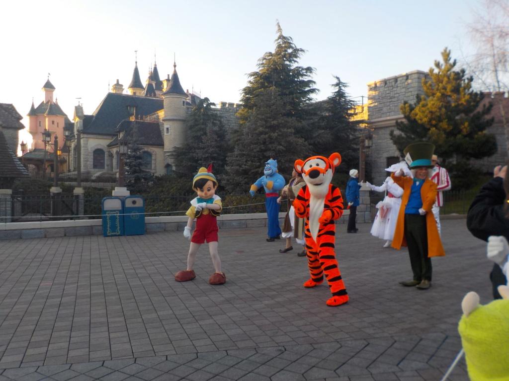 Deux saisons pour le prix d'une !!! Disneyland Hôtel janvier 2019 - Page 5 Dscn3422