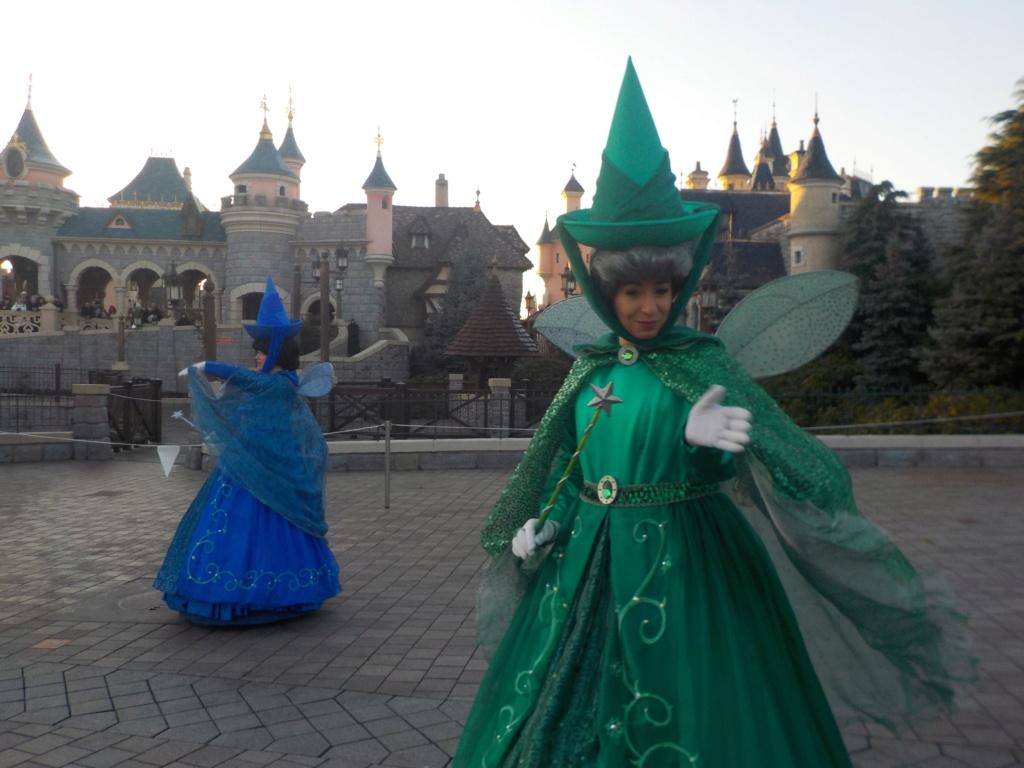 Deux saisons pour le prix d'une !!! Disneyland Hôtel janvier 2019 - Page 5 Dscn3441