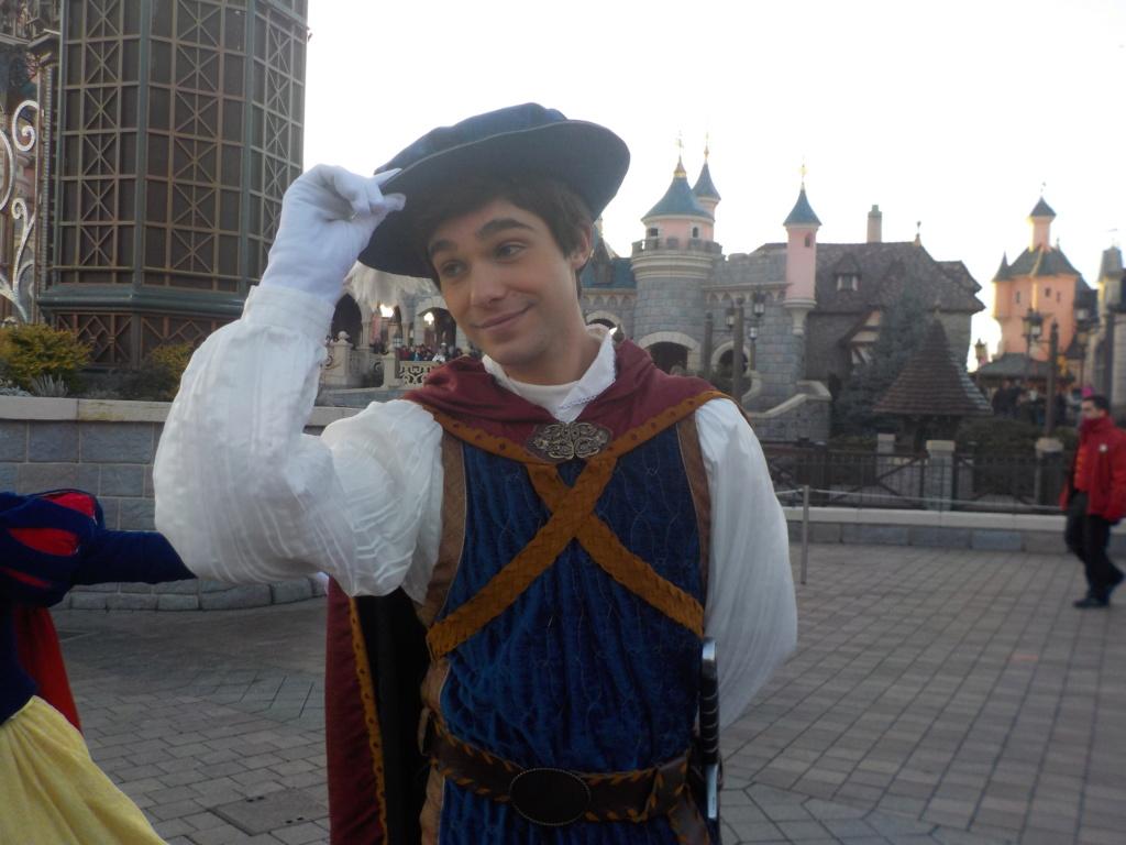 Deux saisons pour le prix d'une !!! Disneyland Hôtel janvier 2019 - Page 5 Dscn3442