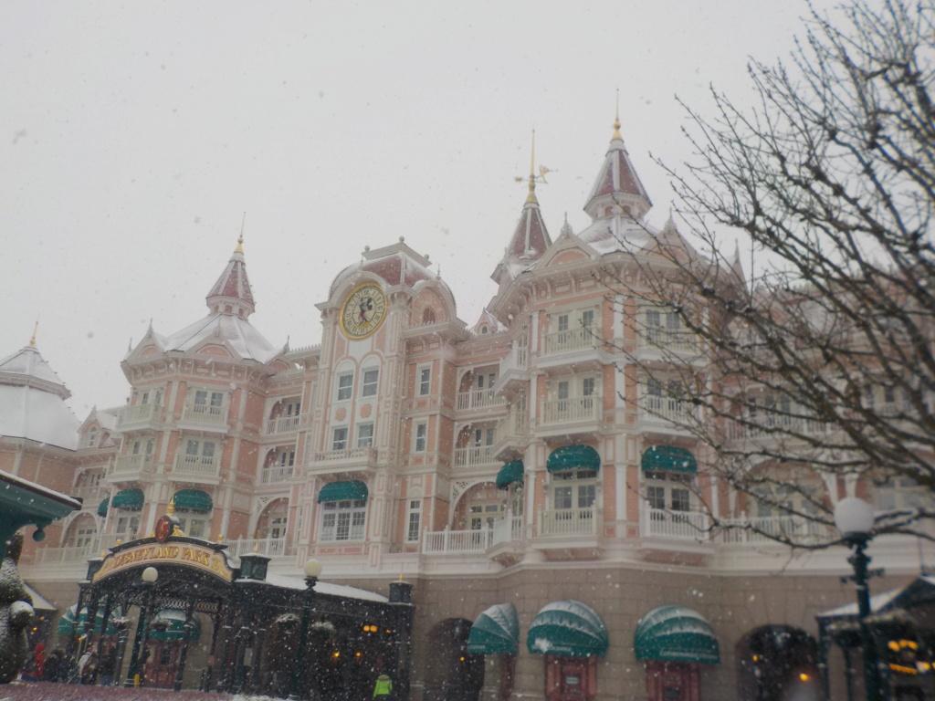 Deux saisons pour le prix d'une !!! Disneyland Hôtel janvier 2019 - Page 5 Dscn3547