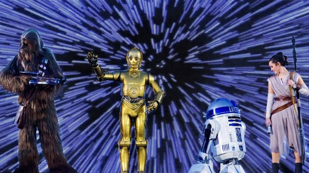 Légendes de la Force : Une Célébration Star Wars (du 12 janvier au 17 mars 2019) N0277410