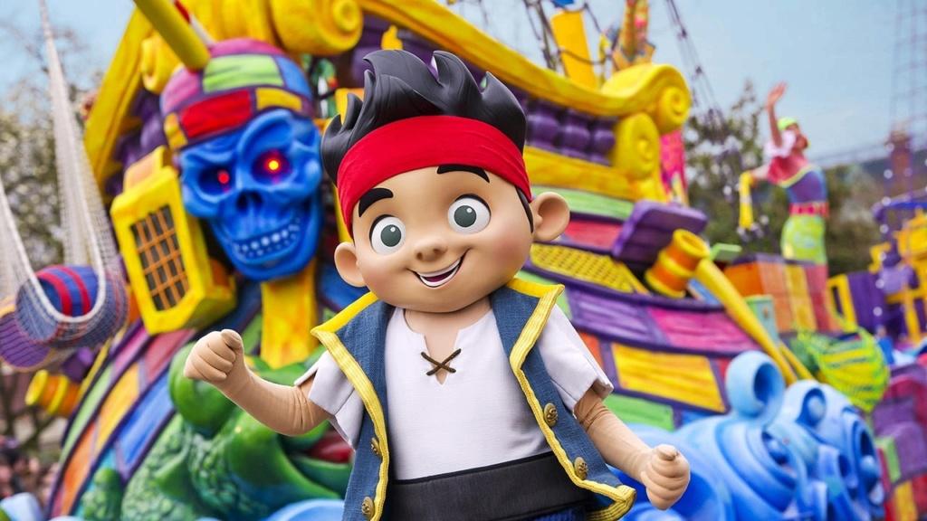 Le Festival Princesses et Pirates  (du 19 janvier au 17 mars 2019) N0292110