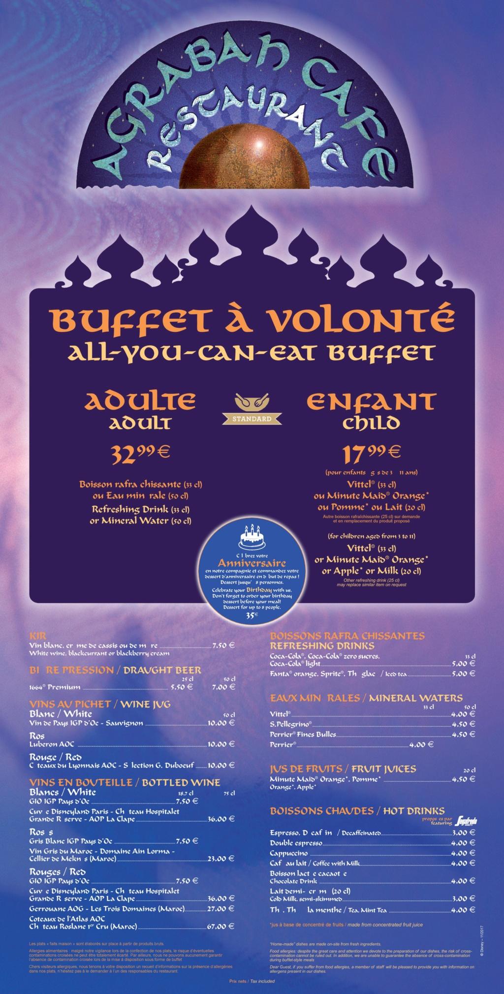 Agrabah Café Restaurant (carte p.26) - Page 26 P1ar0610
