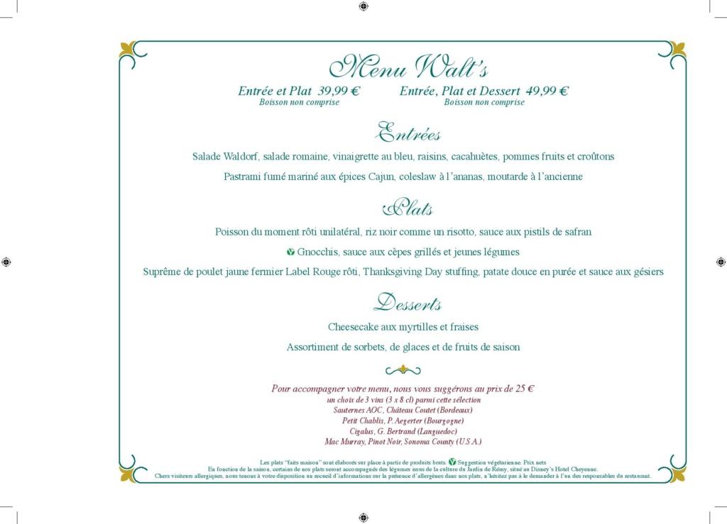 (service a table) Walt's American Restaurant (carte p.17) - Page 17 P1mr1016